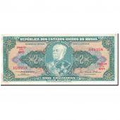 Brazil, 2 Cruzeiros, 1956, KM:157Ab, UNC(65-70)