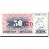 Bosnia - Herzegovina, 50,000 Dinara, 1993, 1993-10-15, KM:55b, UNC(65-70)