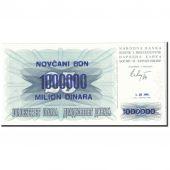 Bosnia - Herzegovina, 1,000,000 Dinara, 1993, KM:35a, 1993-09-01, NEUF