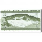 Faeroe Islands, 10 Kronur, 1974, KM:16a, NEUF