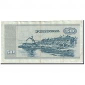 Faeroe Islands, 50 Kronur, 1987, KM:20c, TTB