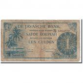 Netherlands Indies, 1 Gulden, 1948, KM:98, TB