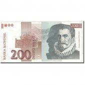Slovénie, 200 Tolarjev, 2004, KM:15d, 2004-01-15, SUP