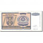 Croatia, 1 Million Dinara, 1993, KM:R10a, EF(40-45)