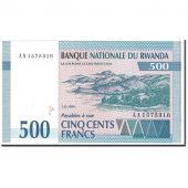 Rwanda, 500 Francs, 1994, 1994-12-01, KM:23a, NEUF
