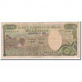 Rwanda, 1000 Francs, 1978, 1978-01-01, KM:14A, TTB