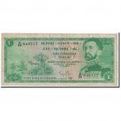 Éthiopie, 1 Dollar, 1961, KM:18a, TB