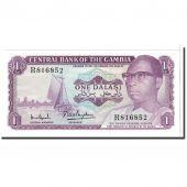 GAMBIA  20  DALASIS 2015  Prefix A   P 33    Banknotes Uncirculated