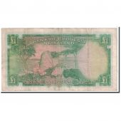 Rhodesia and Nyasaland, 1 Pound, 1960, 1960-01-29, KM:21a, TTB