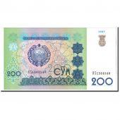Uzbekistan, 200 Sum, 1997, KM:80, NEUF