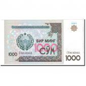 Uzbekistan, 1000 Sum, 2001, KM:82, SPL+