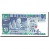 Singapour, 1 Dollar, 1987, KM:18a, NEUF