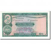 Hong Kong, 10 Dollars, 1981, 1981-03-31, KM:182i, NEUF