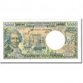 French Pacific Territories, 5000 Francs, 2002, SPL