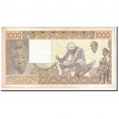 West African States, 1000 Francs, 1987, KM:807Th, UNC(60-62)