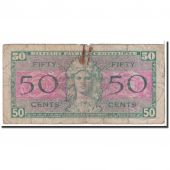 United States, 50 Cents, 1954, KM:M32a, VG(8-10)