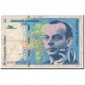 France, 50 Francs, 1997, KM:157Ad, TB, Fayette:73.4