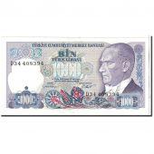 Turquie, 1000 Lira, 1986, KM:196, SPL
