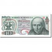 Mexique, 10 Pesos, 1975, 1975-05-15, KM:63h, NEUF