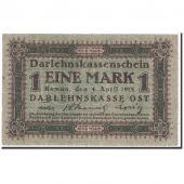 Billet, Allemagne, 1 Mark, 1918, 1918-04-04, KM:R128, TB