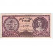 Billet, Hongrie, 1 Milliard Pengö, 1946, 1946-03-18, KM:125, TTB
