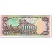 Banknote, Nicaragua, 1000 Cordobas, 1985, Undated, KM:156b, UNC(63)