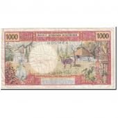 Banknote, New Caledonia, 1000 Francs, 1983, Undated, KM:64b, VF(20-25)
