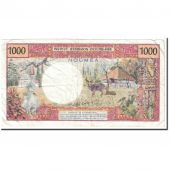 Banknote, New Caledonia, 1000 Francs, 1983, Undated, KM:64b, EF(40-45)
