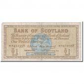 Billet, Scotland, 1 Pound, 1962, 1962-12-12, KM:102a, TB