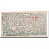 Billet, Indonésie, 5 Rupiah, 1948, 1948-01-01, KM:S189a, TTB