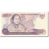 Banknote, Indonesia, 10,000 Rupiah, 1985, KM:126a, AU(55-58)