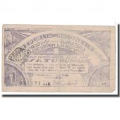 Banknote, Indonesia, 1 Rupiah, 1948, 1948-06-01, KM:S385a, VF(20-25)