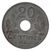 French State, 20 Centimes type 20