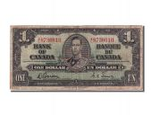 Canada, 1 Dollar type Georges VI
