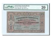 Switzerland, 20 Francs Vreneli 1922, PMG VF 20, Pick 12g