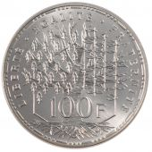 Vth R�public, 100 Francs Panth�on