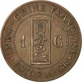 Indochine, 1 Cent 1888 Paris, KM 1