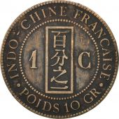 Indochine, 1 Cent 1888 A, KM 1