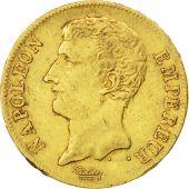 Premier Empire, 20 Francs Or Napol�on Empereur An 12 Paris, KM 661