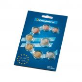 Capsules, for Euro-Set, Set of 8, Leuchtturm:302469