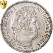 Louis Philippe Ier, 2 Francs 1846 Paris, PCGS MS62, KM 743.1