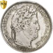 Louis Philippe Ier, 2 Francs 1848 Paris, PCGS MS62, KM 743.1