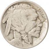 Etats-Unis, Nickel Buffalo 5 Cents 1916 Philadelphie, KM 134