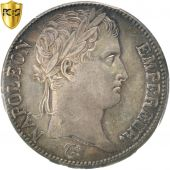 Premier Empire, 5 Francs au Revers Empire 1813 Rouen, PCGS MS61, KM 694.2
