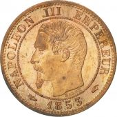 Second Empire, 1 Centime Napoléon III tête nue 1853 Paris, KM 775.1