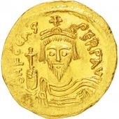 Phocas (602-610),Solidus, Constantinople officine I, SUP+, Or