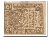 Russia, 2 Roubles type 1919