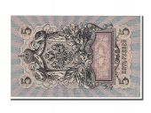 Russia, 5 Roubles type 1905-12