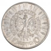 Poland, Republic, 10 Zlotych