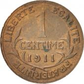 France, Dupuis, Centime, 1911, Paris, TTB, Bronze, KM:840, Gadoury:90